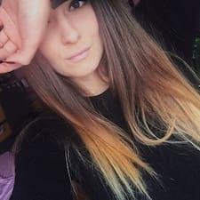 Nikola felhasználói profilja