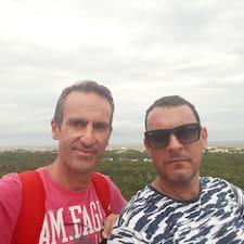 Profil utilisateur de Aurelio & David