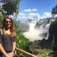 Eliza - Uživatelský profil