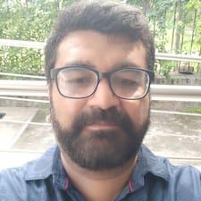 Profil Pengguna Rajeev