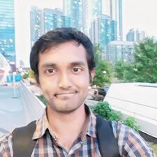 Perfil do utilizador de Harshavardhan