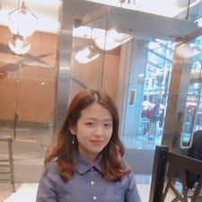 Nutzerprofil von Hyesu