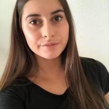 Mia - Uživatelský profil
