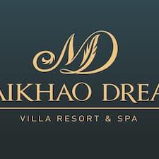 Профиль пользователя Maikhao Dream Villa