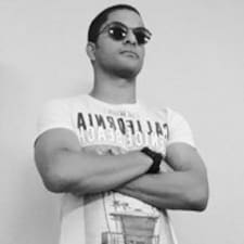 Antônio felhasználói profilja