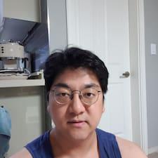 Användarprofil för SangHyun