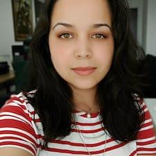 Profil utilisateur de Cintya