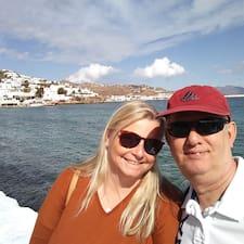 Profil Pengguna Russell And Tanya