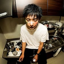 Profil utilisateur de 森田