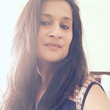 Nutzerprofil von Rishma