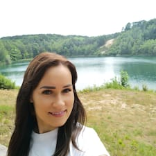 Dagmara felhasználói profilja