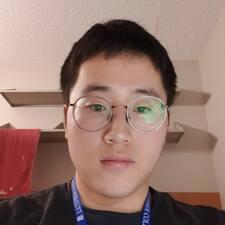 Sungjin felhasználói profilja