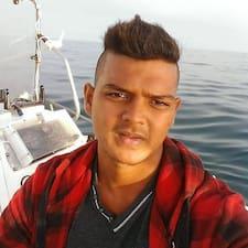 Profil utilisateur de Tharindu