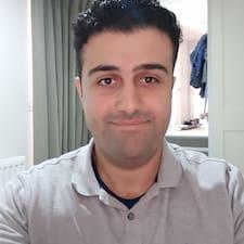Perfil do utilizador de Ahmad Kamal