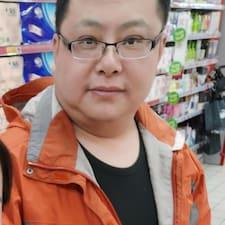 Perfil do usuário de 铭瑞