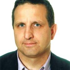 Henkilön Paweł käyttäjäprofiili