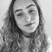 Cecilie felhasználói profilja