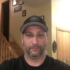Shane felhasználói profilja