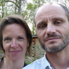 Profil utilisateur de Stéphanie & Vincent