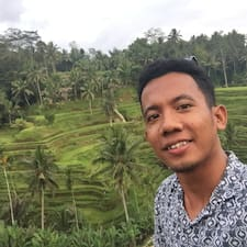 Profil utilisateur de I Wayan Sukerta