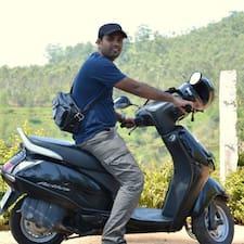 Mohan Reddy User Profile