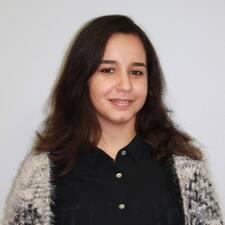 Profil utilisateur de Fatima-Ezzahra