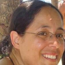 Profil Pengguna Luciana Marçal
