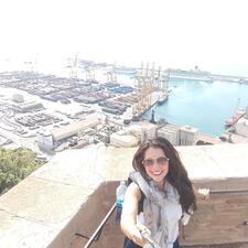 Vanessa Y. User Profile