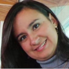 Profil utilisateur de Lúcia
