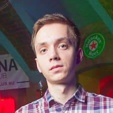 Notandalýsing Dmitrii