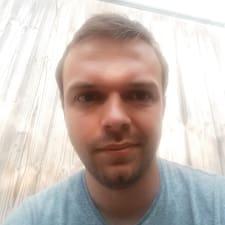 Gebruikersprofiel Alexandre