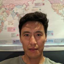Jeonghun Brukerprofil
