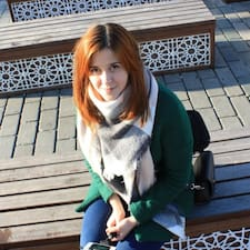 Олена Brugerprofil