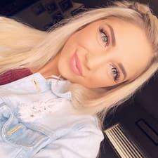 Demi felhasználói profilja