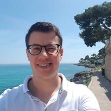 Profil Pengguna Sylvain