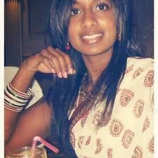 Shanti - Uživatelský profil
