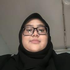 Profil korisnika Aliya