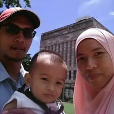 Gebruikersprofiel Siti Syarifah