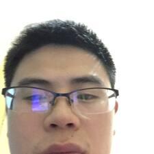 於强 felhasználói profilja