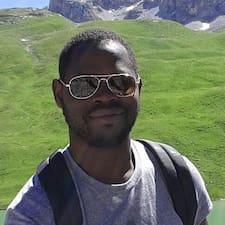 Moussa felhasználói profilja