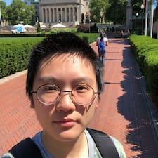 Profil utilisateur de Jiayin