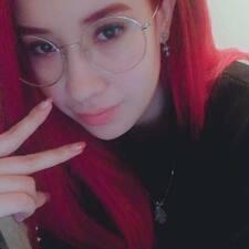 Profil utilisateur de Nataly