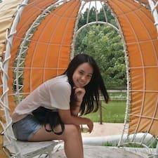 Profil utilisateur de Sweet Tian