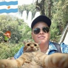 Jorge Gustavo felhasználói profilja