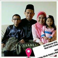 Mohd. Sufian felhasználói profilja