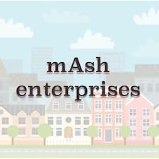 MAsh User Profile