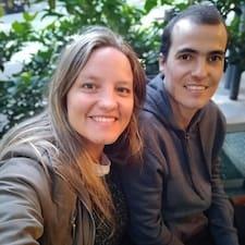 Profil korisnika Katrine & Felipe