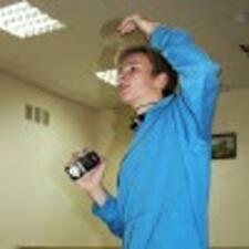 Användarprofil för Николай