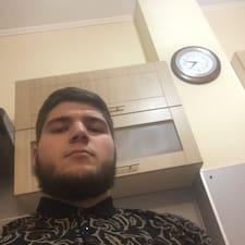 Profilo utente di Адам