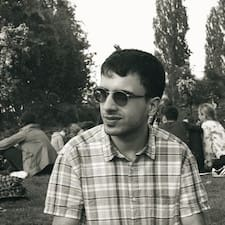 Profil utilisateur de Zurab